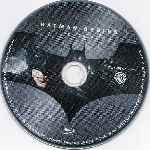 miniatura Batman Begins Disco 01 Por Jsambora cover bluray