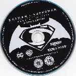 miniatura Batman Vs Superman El Amanecer De La Justicia Disco 4k Por Jsambora cover bluray