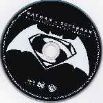 miniatura Batman Vs Superman El Amanecer De La Justicia Disco Por Jsambora cover bluray