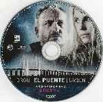 miniatura Bron El Puente Broen Temporada 01 Disco 02 Por Frankensteinjr cover bluray