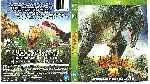 miniatura Caminando Entre Dinosaurios 2013 Por Galeuska cover bluray