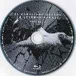 miniatura El Caballero Oscuro La Leyenda Renace Disco 01 Por Jsambora cover bluray