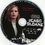 miniatura El Caso Sloane Disco Por Frankensteinjr cover bluray