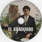 miniatura El Graduado Edicion 50 Aniversario Disco Por Frankensteinjr cover bluray