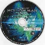 miniatura El Hombre Sin Sombra Version Del Director Disco Por B Odo cover bluray