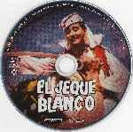 miniatura El Jeque Blanco Disco Por Frankensteinjr cover bluray
