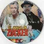 miniatura El Juego De Zucker Disco Por Frankensteinjr cover bluray