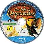 miniatura El Valiente Despereaux Disco Por Mackintosh cover bluray