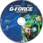 miniatura G Force Licencia Para Espiar Pack Disco Por Mackintosh cover bluray