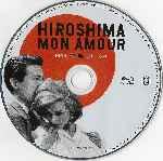 miniatura Hiroshima Mon Amour Master Restaurado Disco Por Frankensteinjr cover bluray