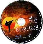 miniatura Karate Kid 2 La Historia Continua Disco Por Slider11 cover bluray