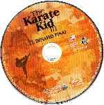 miniatura Karate Kid 3 El Desafio Final Disco Por Slider11 cover bluray
