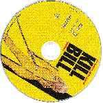 miniatura Kill Bill Volumen 1 Disco Por Osquitarkid cover bluray