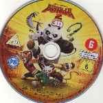miniatura Kung Fu Panda 2 3d Disco Por Marochi cover bluray