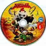 miniatura Kung Fu Panda 2 Disco Por Videoenigma cover bluray
