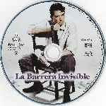 miniatura La Barrera Invisible Disco Por B Odo cover bluray