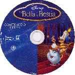 miniatura La Bella Y La Bestia Edicion Diamante Disco 02 V2 Por Voxni cover bluray