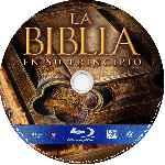 miniatura La Biblia En Su Principio Disco Por Voxni cover bluray