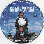 miniatura La Gran Juerga Disco Por Frankensteinjr cover bluray
