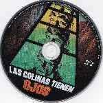 miniatura Las Colinas Tienen Ojos 1977 Disco Por Jsambora cover bluray