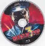 miniatura Maniac Cop 3 Disco Por Jsambora cover bluray