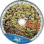 miniatura Mi Villano Favirito 3d Disco Por Jezp13 cover bluray