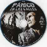 miniatura Panico En Las Calles Disco Por B Odo cover bluray