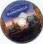 miniatura Ratatouille Disco Por Jezp13 cover bluray