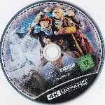 miniatura Rergreso Al Futuro Iii 4k Disco Por Jsambora cover bluray