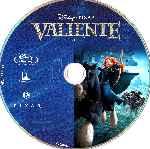 miniatura Valiente Disco Por Plafon82 cover bluray