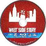 miniatura West Side Story 1961 Disco Por Frankensteinjr cover bluray
