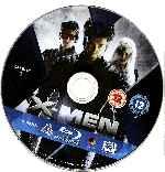 miniatura X Men Disco 01 V2 Por Jlopez696 cover bluray