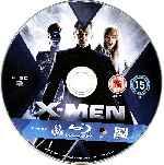 miniatura X Men Disco 02 Por Jlopez696 cover bluray