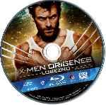 miniatura X Men Origenes Lobezno Disco Por Slider11 cover bluray