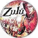 miniatura Zulu 1963 Disco Por Mackintosh cover bluray