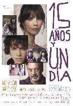 miniatura 15 Anos Y Un Dia Por Peppito cover carteles