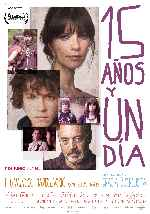miniatura 15 Anos Y Un Dia V2 Por Peppito cover carteles
