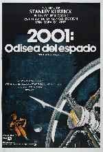 miniatura 2001 Odisea Del Espacio Por Peppito cover carteles