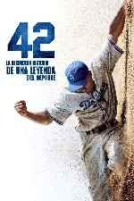 miniatura 42 La Verdadera Historia De Una Leyenda Del Deporte Por Mrandrewpalace cover carteles