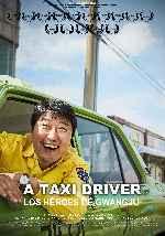 miniatura A Taxi Driver Los Heroes De Gwangju Por Frankensteinjr cover carteles