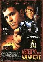 miniatura Abierto Hasta El Amanecer 1996 Por Ronyn cover carteles