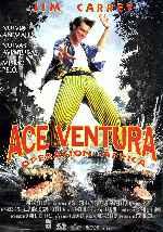 miniatura Ace Ventura Operacion Africa Por Carlosmorandiz cover carteles