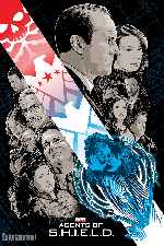 miniatura Agents Of Shield V4 Por Chechelin cover carteles