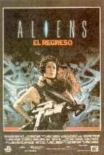 miniatura Aliens El Regreso Por Ronyn cover carteles