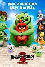 miniatura Angry Birds 2 La Pelicula Por Chechelin cover carteles