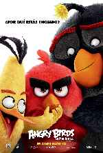 miniatura Angry Birds La Pelicula V10 Por Mrandrewpalace cover carteles
