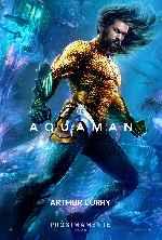 miniatura Aquaman 2018 V04 Por Chechelin cover carteles