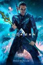 miniatura Aquaman 2018 V07 Por Chechelin cover carteles