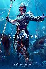 miniatura Aquaman 2018 V08 Por Chechelin cover carteles