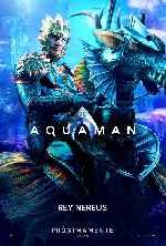 miniatura Aquaman 2018 V09 Por Chechelin cover carteles
